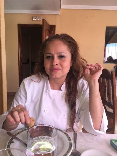 Alba marulanda ayudante de cocina en madrid soitupr - Ayudante de cocina madrid ...