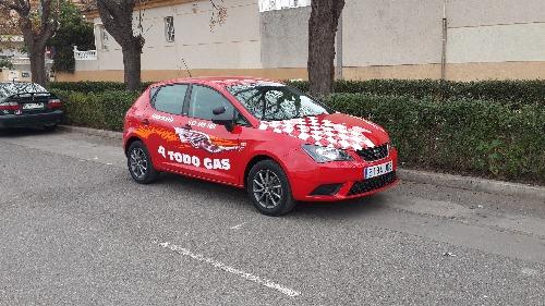 A todo gas autoescuela en torre pacheco murcia soitupr - Autoescuela gala puerta del sol ...