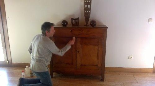 Perfil profesional de francisco soitupr for Restaurador de muebles antiguos