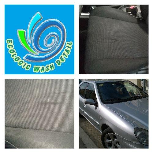Ecologicwashdetail limpieza ecol gica de vehiculos y - Tapiceros tarragona ...