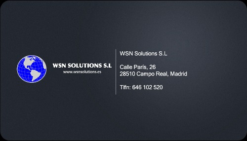 Trabajo2 Agencia de marketing digital y diseño web - Wsn Solutions S.l