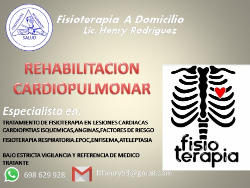 Trabajo2 Fisioterapeuta - Henry Rodriguez